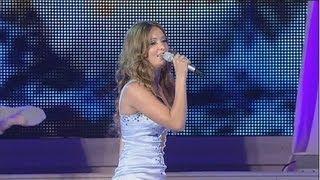 Lidija Bačić - CRNOKOSI - Live Splitski Festival 2012 (polufinale)