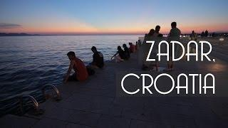 Travelling around Zadar, Croatia