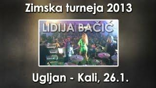 Lidija Bačić Live - Dalmatinac I Dalmatinka (Ugljan - Kali, 26.1.2013.)