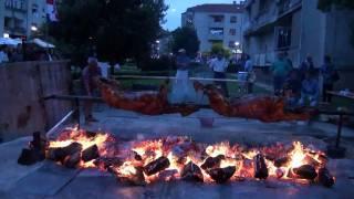 Obljetnica Oluje Benkovac 05.08.2010. Pečenje Volova