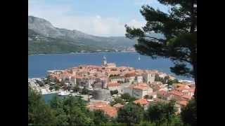 Otok Korčula, Hrvatska