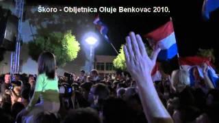 MiroslavŠkoro - Benkovac Obljetnica Oluje 2010.